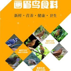 画眉鸟食饲料_新鲜营养健康卫生的鸟食料